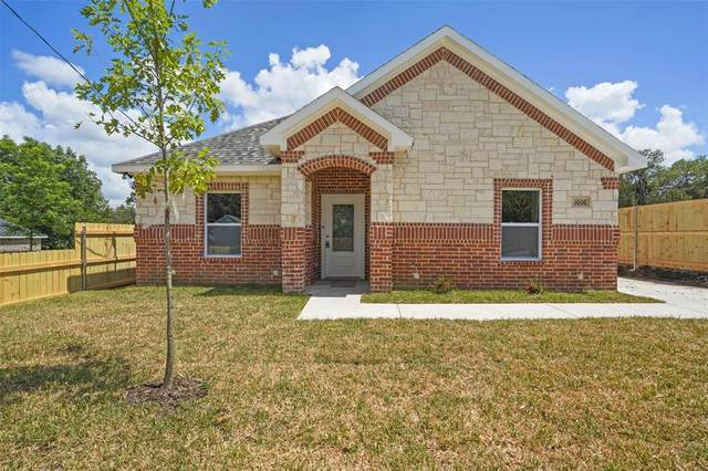 1230 E Overton Highway, Dallas, TX 75216 (MLS #14619666) :: Real Estate By Design