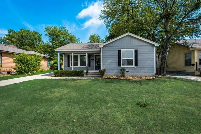 4716 Houghton Avenue, Fort Worth, TX 76107 (MLS #14619667) :: Wood Real Estate Group