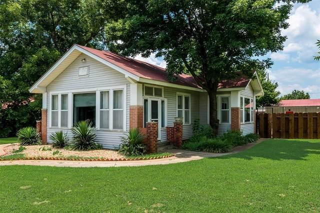 309 N Pecan Street, Muenster, TX 76252 (MLS #14619698) :: Team Tiller