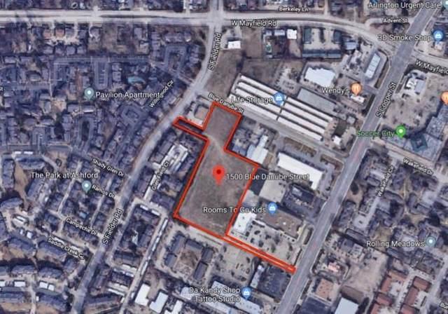 1500 Blue Danube Street, Arlington, TX 76015 (MLS #14619700) :: Real Estate By Design