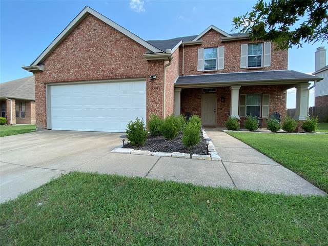 5304 Shiver Road, Fort Worth, TX 76244 (MLS #14619722) :: The Mauelshagen Group