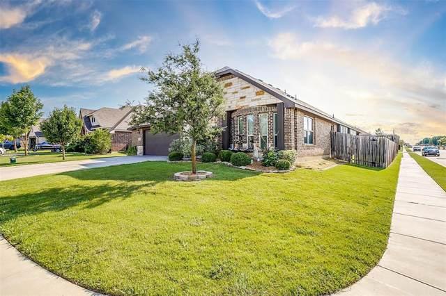 100 Rockhaven Drive, Alvarado, TX 76009 (MLS #14619723) :: The Mauelshagen Group