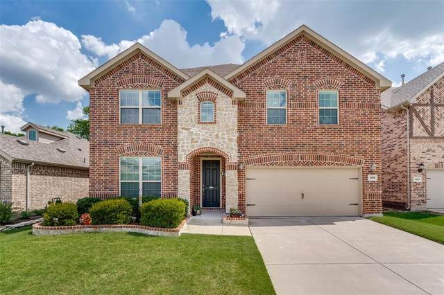 1808 Ridge Creek Lane, Aubrey, TX 76227 (MLS #14619734) :: The Mitchell Group