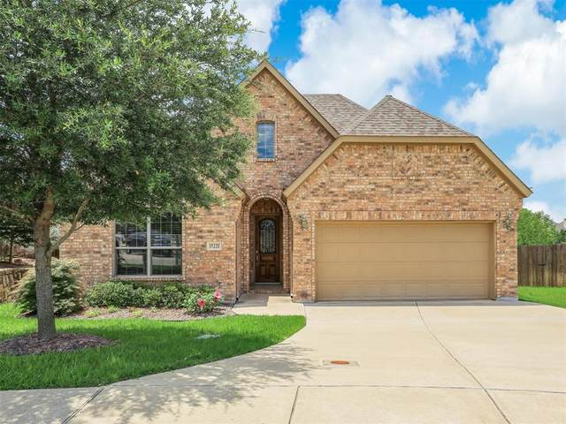 15221 Ringneck Street, Fort Worth, TX 76262 (MLS #14619749) :: Rafter H Realty