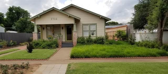1711 Hayes Street, Wichita Falls, TX 76309 (MLS #14619775) :: Real Estate By Design