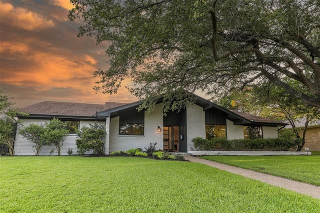 6324 Danbury Lane, Dallas, TX 75214 (MLS #14619837) :: Wood Real Estate Group