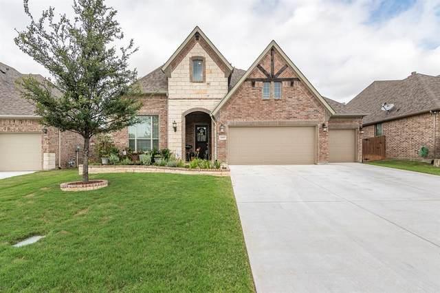 14405 Seventeen Lakes Boulevard, Fort Worth, TX 76262 (MLS #14619879) :: The Krissy Mireles Team