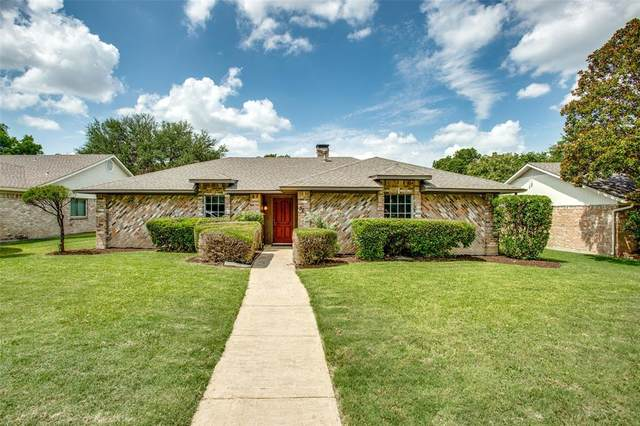 3621 Piedmont Drive, Plano, TX 75075 (MLS #14619949) :: The Mauelshagen Group
