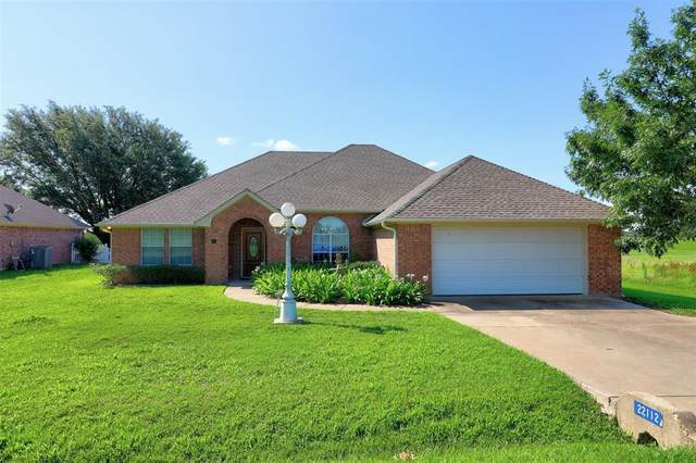 22112 Greenbriar Drive, Whitney, TX 76692 (MLS #14619959) :: Real Estate By Design