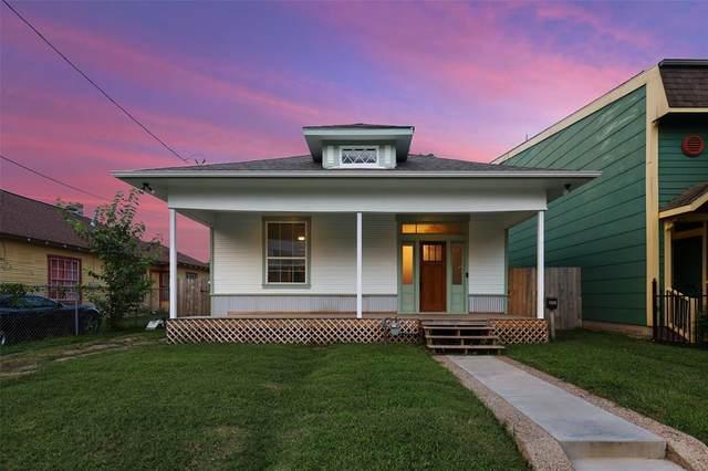 1518 Mckee Street, Dallas, TX 75215 (MLS #14619960) :: Real Estate By Design