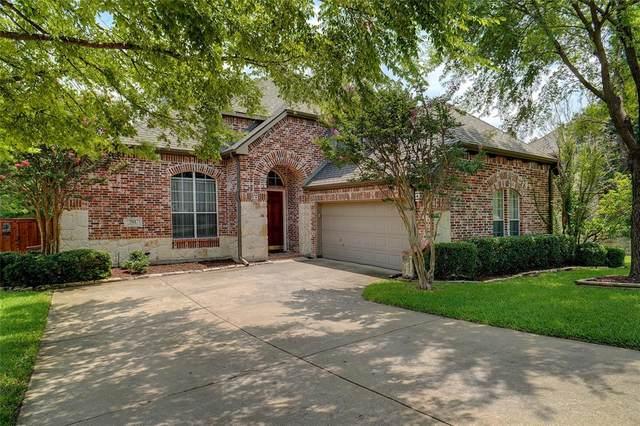 701 Furman Court, Allen, TX 75013 (MLS #14619981) :: Real Estate By Design
