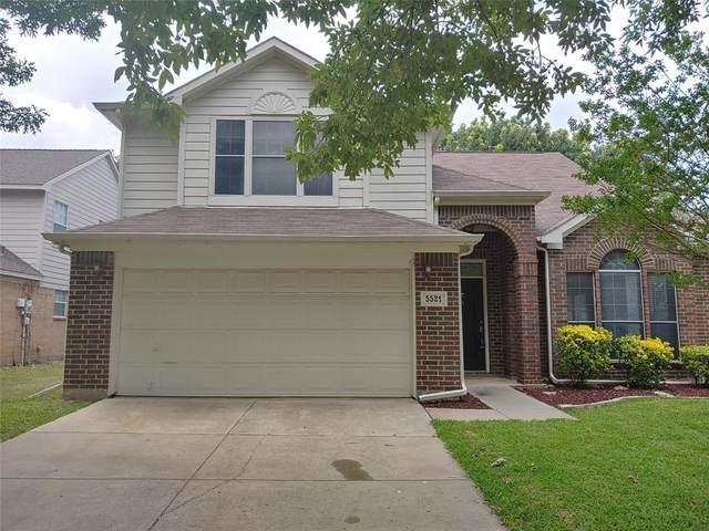 5521 Tularosa Drive, Fort Worth, TX 76137 (MLS #14619994) :: Rafter H Realty