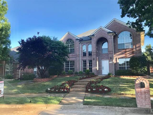 1236 Collin Drive, Lewisville, TX 75077 (MLS #14619998) :: 1st Choice Realty