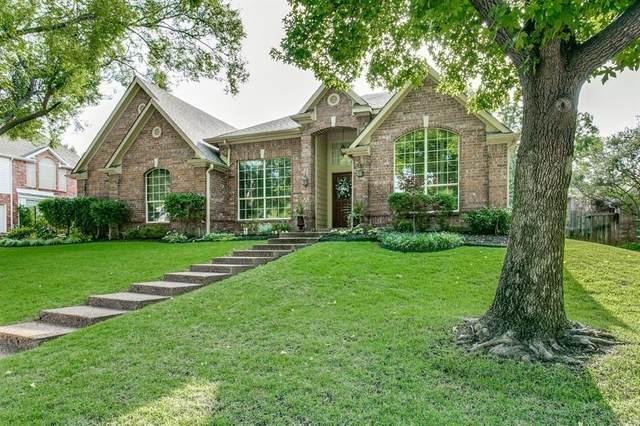 1900 Kipling Drive, Flower Mound, TX 75022 (MLS #14620007) :: Rafter H Realty