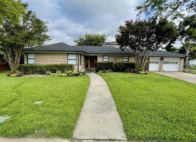 3743 Juniper Drive, Dallas, TX 75220 (MLS #14620019) :: Wood Real Estate Group