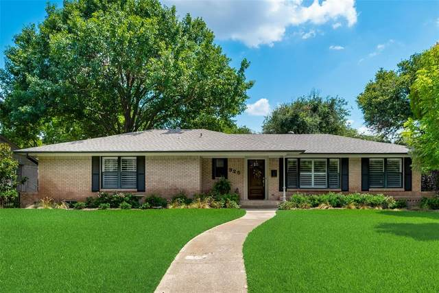 925 Teakwood Drive, Richardson, TX 75080 (MLS #14620021) :: Real Estate By Design