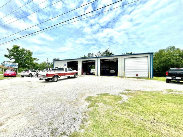 101 S Mlk Jr Highway, Mexia, TX 76667 (MLS #14620071) :: All Cities USA Realty