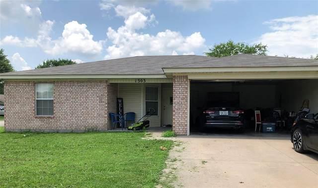1303 Rebecca, Gainesville, TX 76240 (MLS #14620083) :: The Chad Smith Team