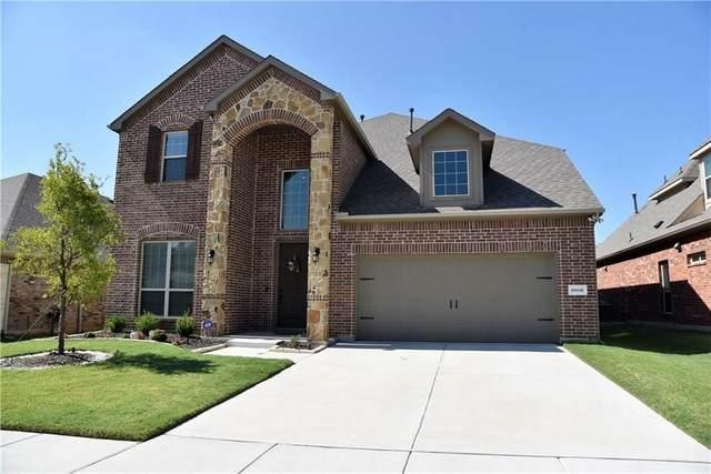 10608 Mill Bridge, Mckinney, TX 75072 (MLS #14620108) :: Wood Real Estate Group