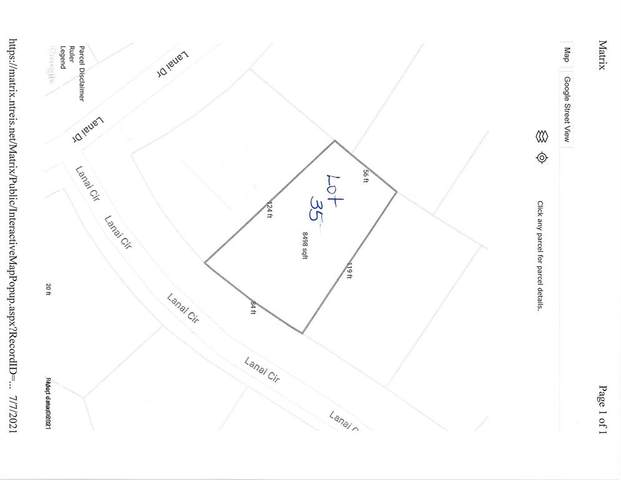 Lot 35 Lanai Circle, Runaway Bay, TX 76426 (MLS #14620118) :: Real Estate By Design