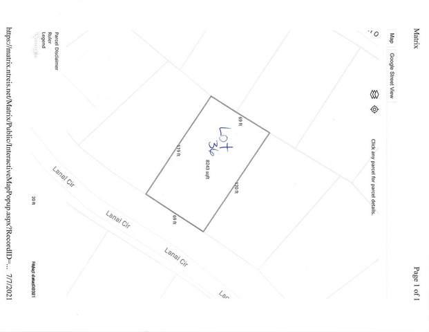 Lot 36 Lanai Circle, Runaway Bay, TX 76426 (MLS #14620133) :: Real Estate By Design