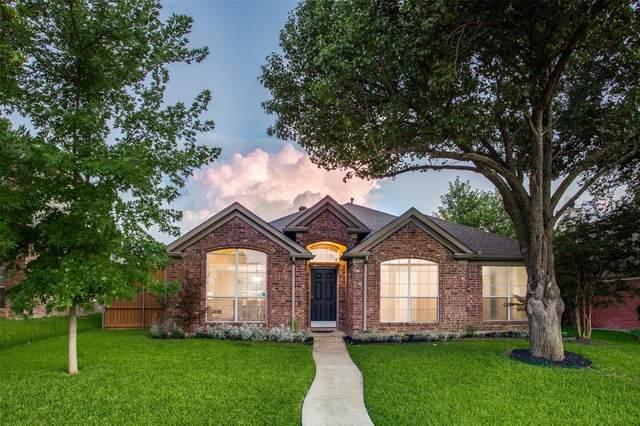 4116 Pinewood Drive, Plano, TX 75093 (MLS #14620160) :: The Krissy Mireles Team
