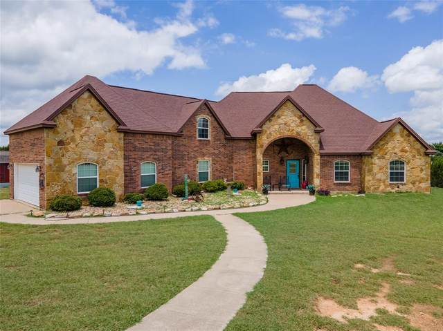 2070 Falcon Court, Stephenville, TX 76401 (MLS #14620171) :: Real Estate By Design