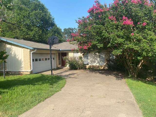 1116 Autumn Oak Drive, Denton, TX 76209 (MLS #14620190) :: The Krissy Mireles Team