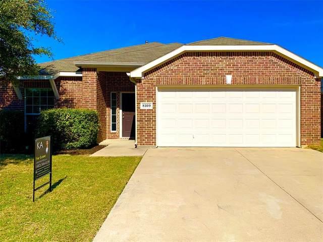8109 Tierra Del Sol Road, Arlington, TX 76002 (MLS #14620192) :: Wood Real Estate Group