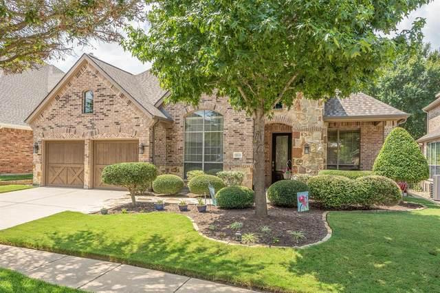 2031 Meadows Avenue, Lantana, TX 76226 (MLS #14620204) :: The Property Guys