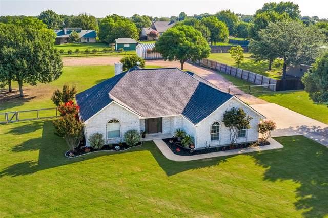 18B Grindstone Drive, Prosper, TX 75078 (MLS #14620237) :: The Mauelshagen Group