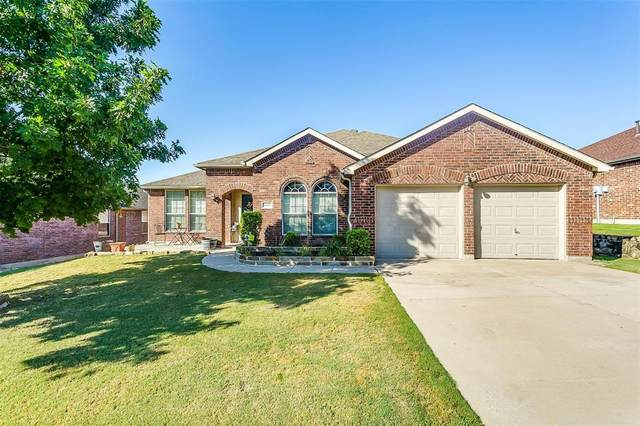 5613 Secco Drive, Fort Worth, TX 76179 (MLS #14620245) :: Real Estate By Design