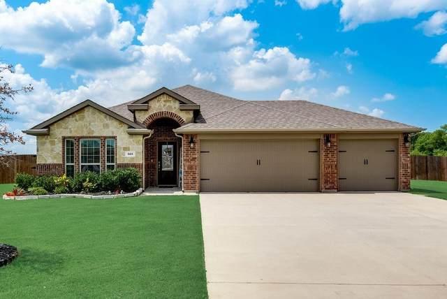 323 Amber Lane, Nevada, TX 75173 (MLS #14620253) :: Rafter H Realty