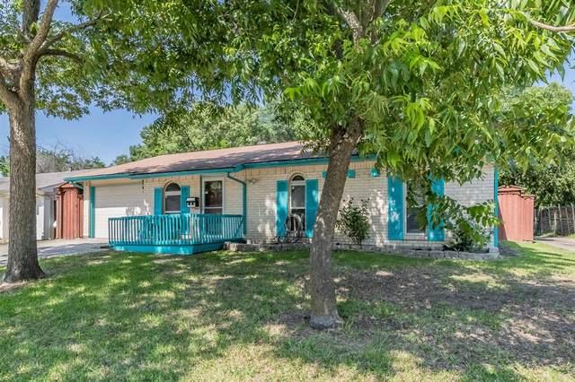 217 Springbranch Drive, Garland, TX 75043 (MLS #14620270) :: The Chad Smith Team