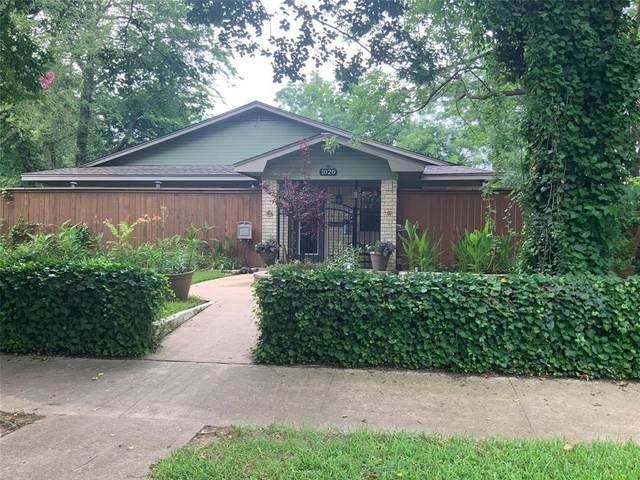 1020 W Chestnut Street, Denison, TX 75020 (MLS #14620304) :: The Daniel Team