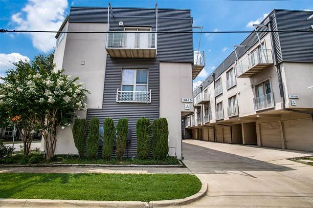 3845 Convent Street #2, Dallas, TX 75204 (MLS #14620305) :: Real Estate By Design