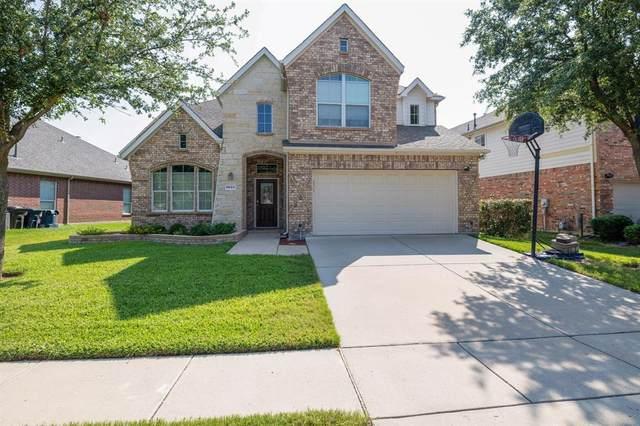 8644 Prairie Dawn Drive, Fort Worth, TX 76131 (MLS #14620320) :: Wood Real Estate Group