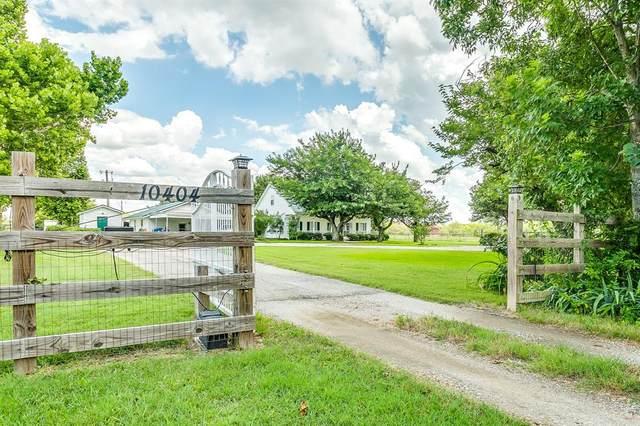 10404 Dunham Road Of, Flower Mound, TX 76262 (MLS #14620325) :: Real Estate By Design