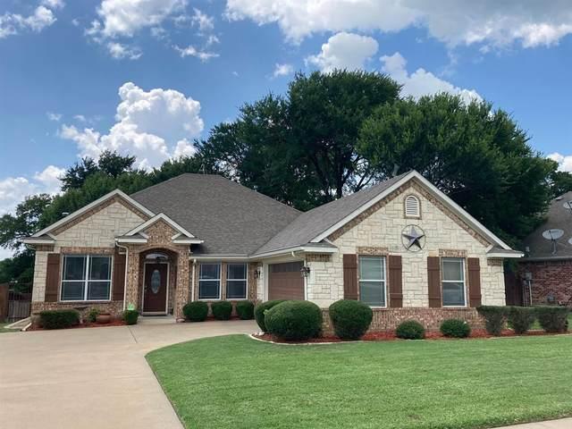 706 Woodcrest Drive, Ennis, TX 75119 (MLS #14620336) :: The Rhodes Team