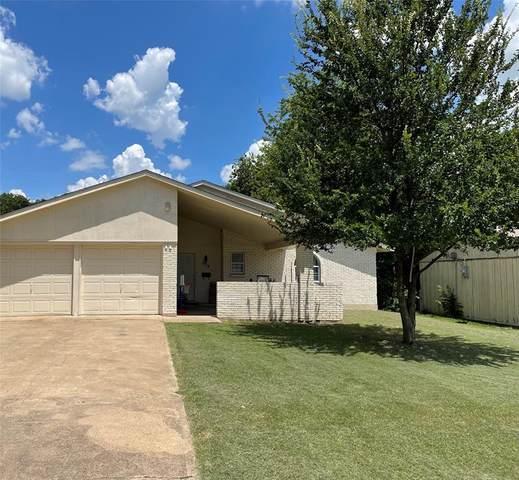 638 Johnson Drive, Duncanville, TX 75116 (MLS #14620392) :: The Hornburg Real Estate Group
