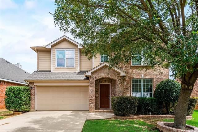 2507 Morningstar Lane, Arlington, TX 76001 (MLS #14620394) :: Real Estate By Design