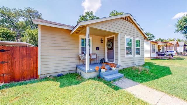 3913 Lisbon Street, Fort Worth, TX 76107 (MLS #14620405) :: Real Estate By Design