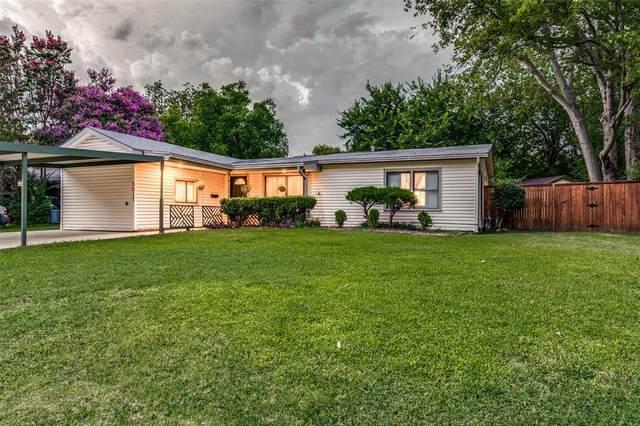 5017 Monna Street, Haltom City, TX 76117 (MLS #14620418) :: Real Estate By Design