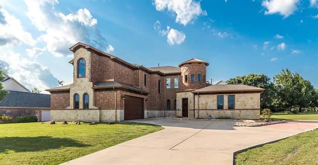 1003 Bentwater Parkway, Grand Prairie, TX 75104 (MLS #14620446) :: Real Estate By Design