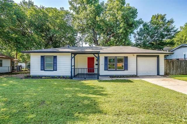 109 SW Murphy Road, Burleson, TX 76028 (MLS #14620516) :: The Property Guys