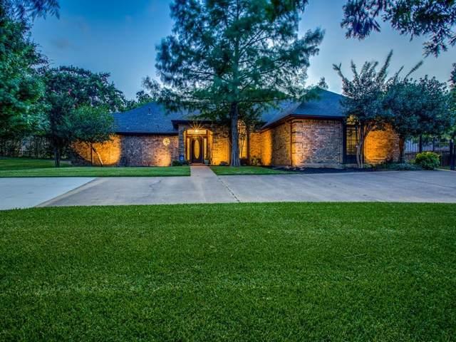 1630 Ottinger Road, Keller, TX 76262 (MLS #14620523) :: Rafter H Realty