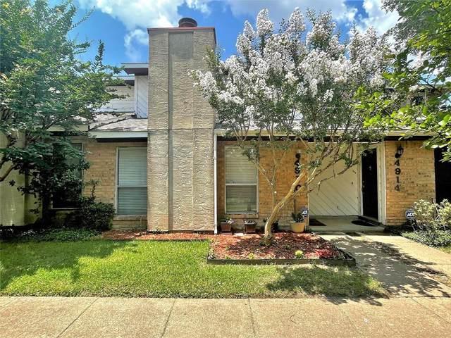 4910 Regal Bluff, Mesquite, TX 75150 (MLS #14620540) :: United Real Estate