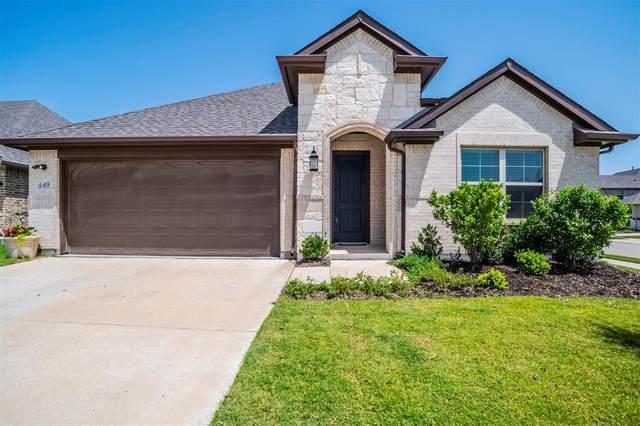 649 Rawlins Lane, Fort Worth, TX 76131 (MLS #14620552) :: The Krissy Mireles Team