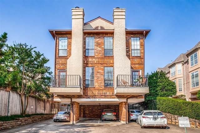 3817 Gilbert Avenue #103, Dallas, TX 75219 (MLS #14620555) :: The Chad Smith Team