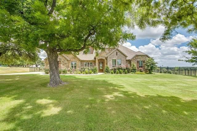 211 Rising Oak Drive, Aledo, TX 76008 (MLS #14620565) :: Wood Real Estate Group